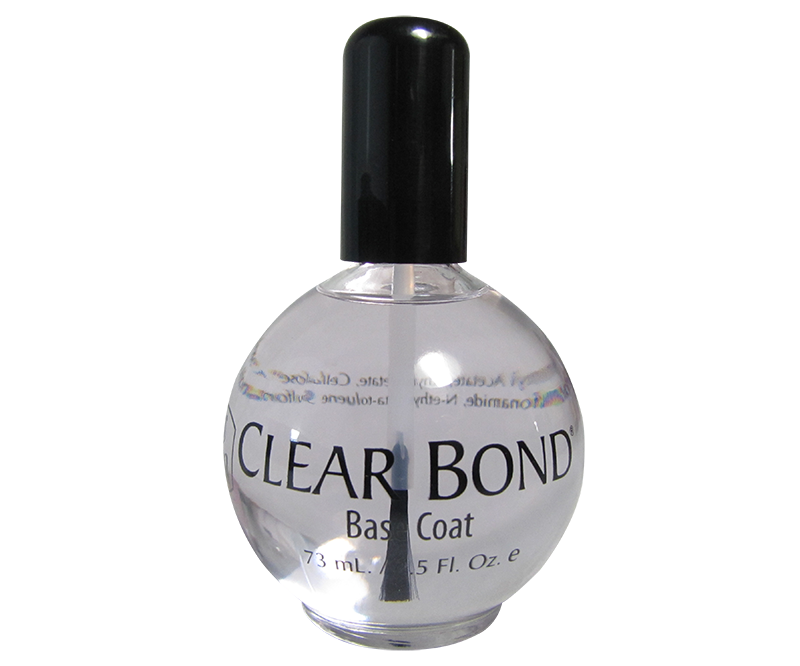 INM Base Coat Clear Bond (Transparent) 2.5 oz
