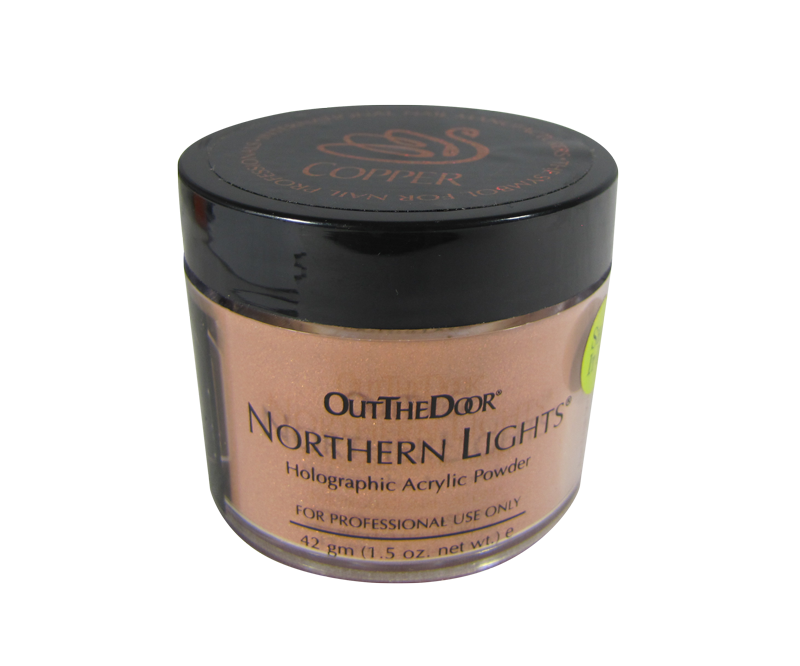 INM Poudre Northern Light Holographic Copper 1.5oz