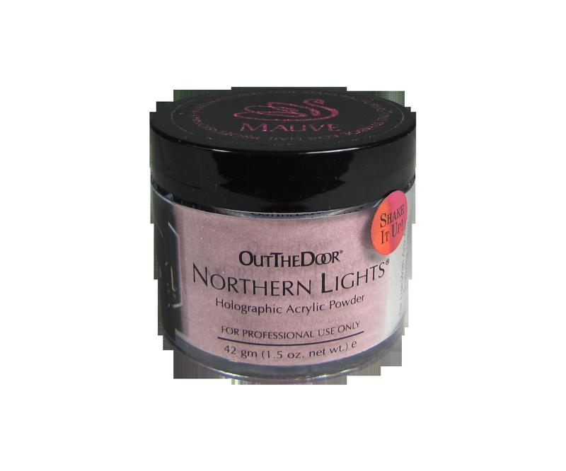 INM Poudre Northern Light Holographic Mauve 1.5oz (INMNLAM1)