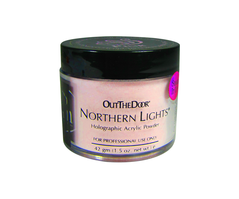 INM Poudre Northern Light Holographic Pink 1.5oz (INMNLAPK1)