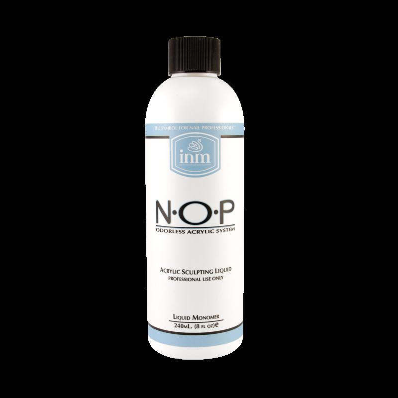 INM N.O.P. Acrylique Liquide de Monomer Sans Odeur 8oz