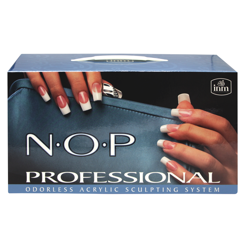 INM Pro Acrylic nails Kit Odorless N.O.P.