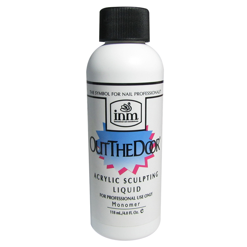INM Out the Door Acrylique Liquide de Monomer 4 oz