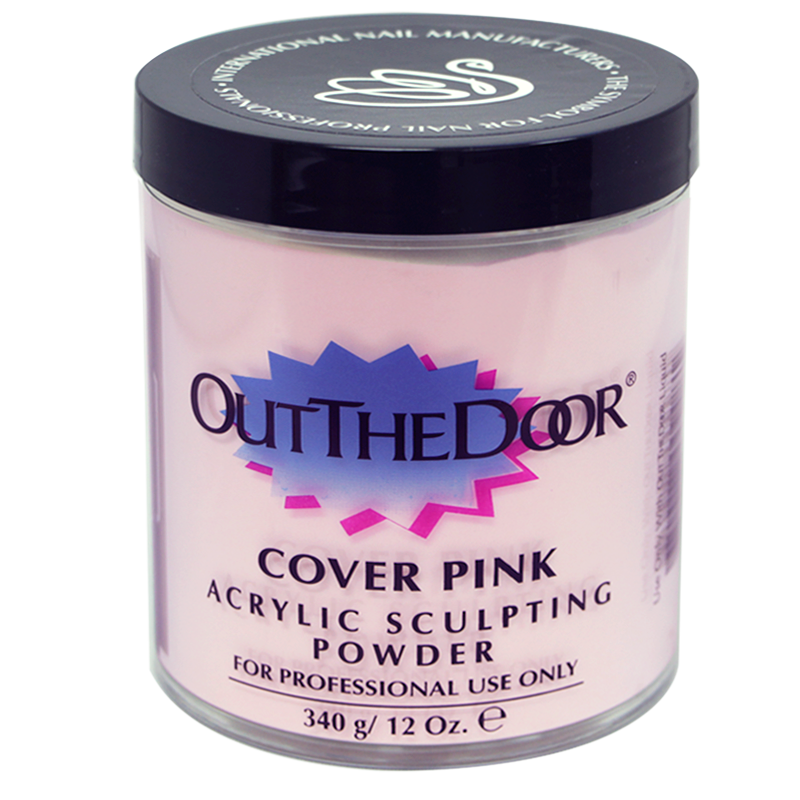 INM Out the Door Acrylic Cover Pink - 12 oz. (INMOTDPCPK12)