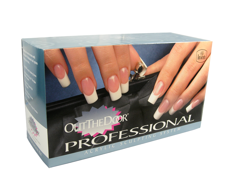 INM Out the Door Professional Acrylic nail Kit