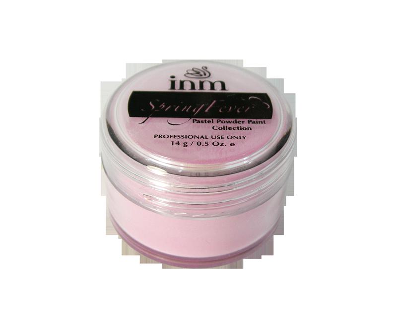 INM Poudre Pastel Spring Fever Hoola Hoops 1/2oz (Rose Pastel)
