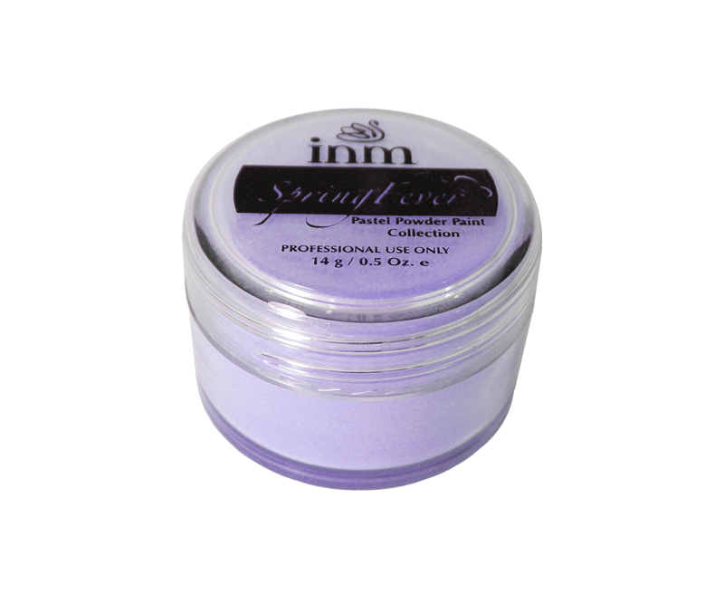 INM Poudre Pastel Spring Fever Lilac Clouds 1/2oz