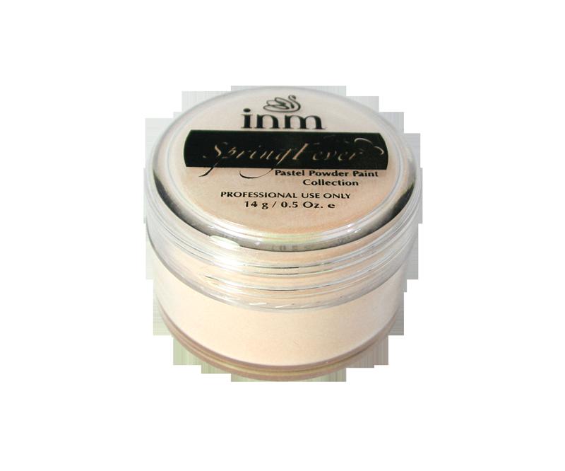 INM Poudre Pastel Spring Fever Peachsicle 1/2oz (Pêche Pastel)