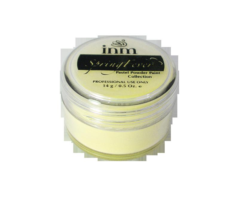 INM Poudre Pastel Spring Fever Sweet Dandelion 1/2oz (Jaune)
