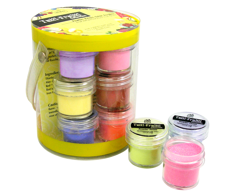 INM Tutti Fruitti Collection Kit 12 x 1/4oz