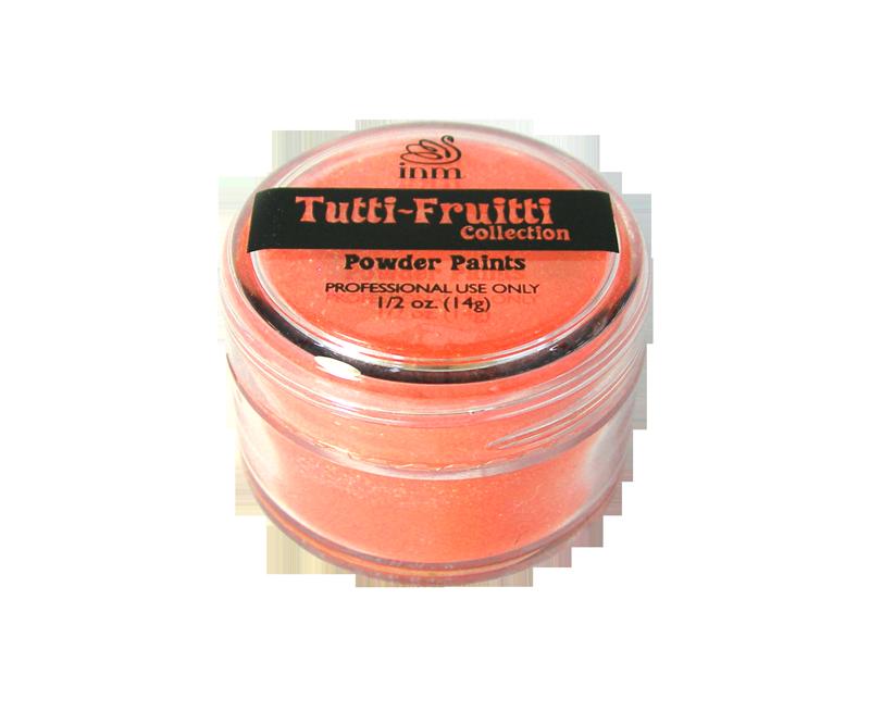 INM Poudre Tutti Fruitti Orange You Glad to See Me? 1/2oz