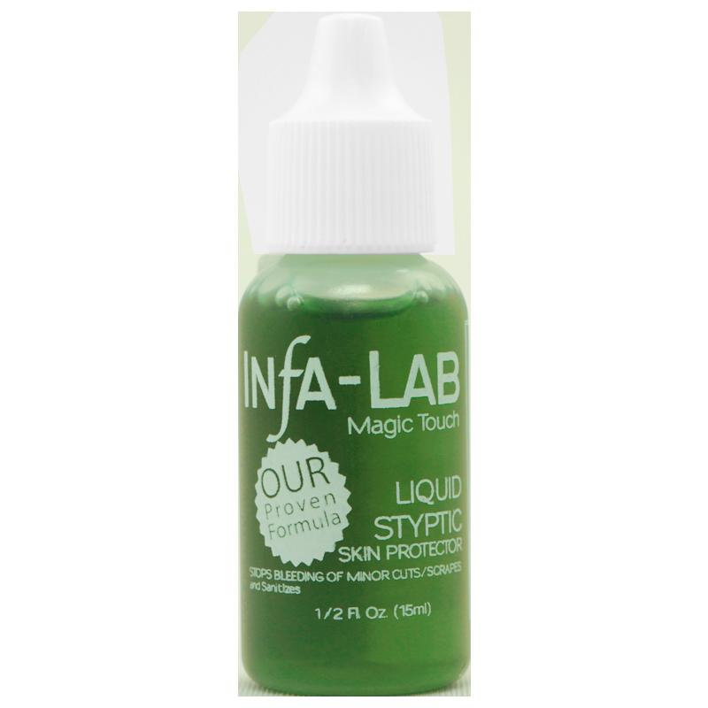 INFA-LAB Magic Touch Liquid Styptic Skin Protector