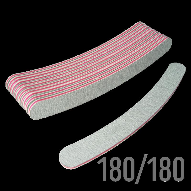 Lime Courbée Zebra 180/180 W
