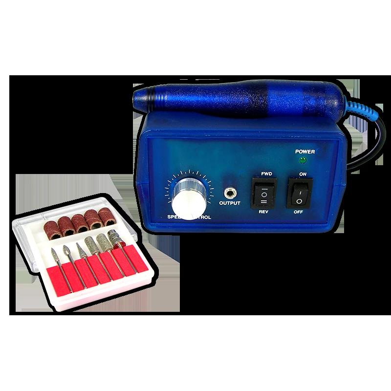Pro. Electric Nail File MANIPRO KUPA Blueberry (20K) 110 V
