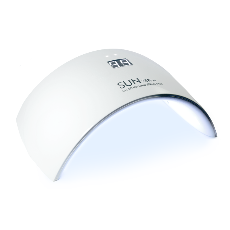 Lampe LED Universelle UVLED Orig. 36W SUN9S Plus 110V Blanc