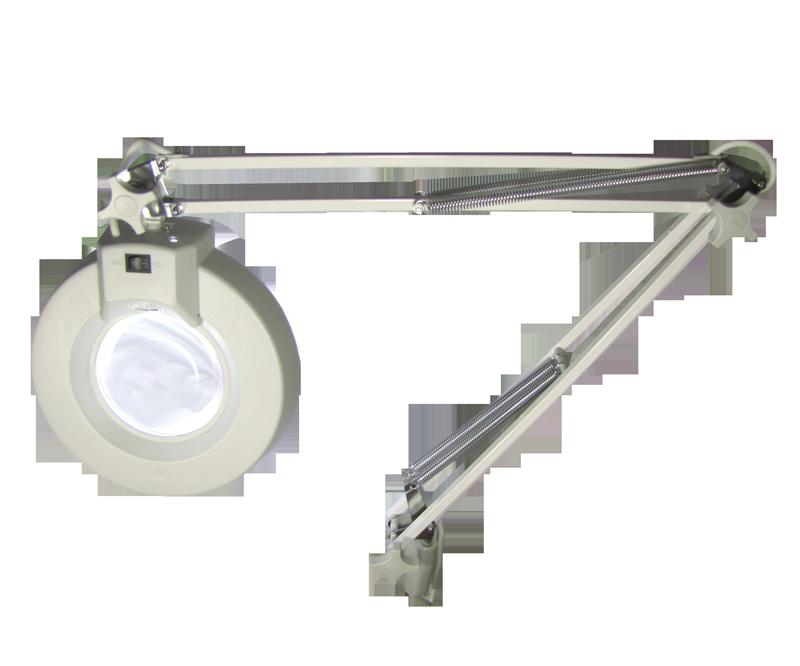 Lampe Loupe 3 Diopter Sans Base LT86-A (LED)