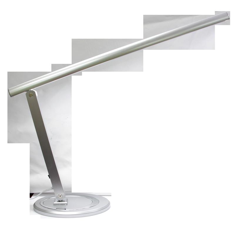 Lampe de Table LED 10 Watts Argent 110 Volts