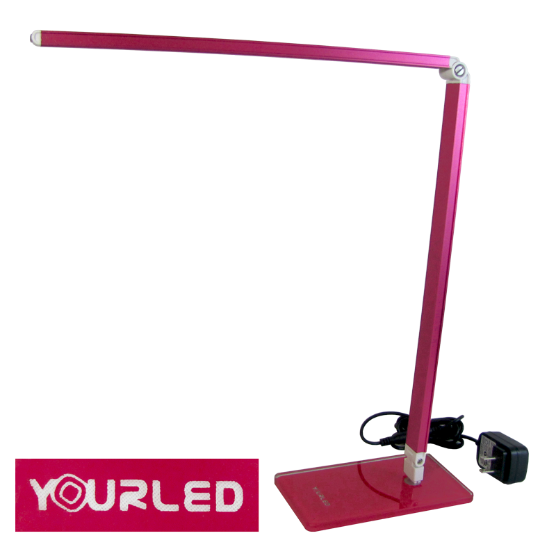 Lampe de Table LED Yourled 6 Watts Rose 110 Volts