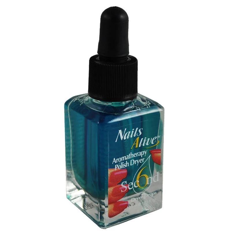 Drop on Polish Hardener - Nails Alive - 6 Second 29 ml