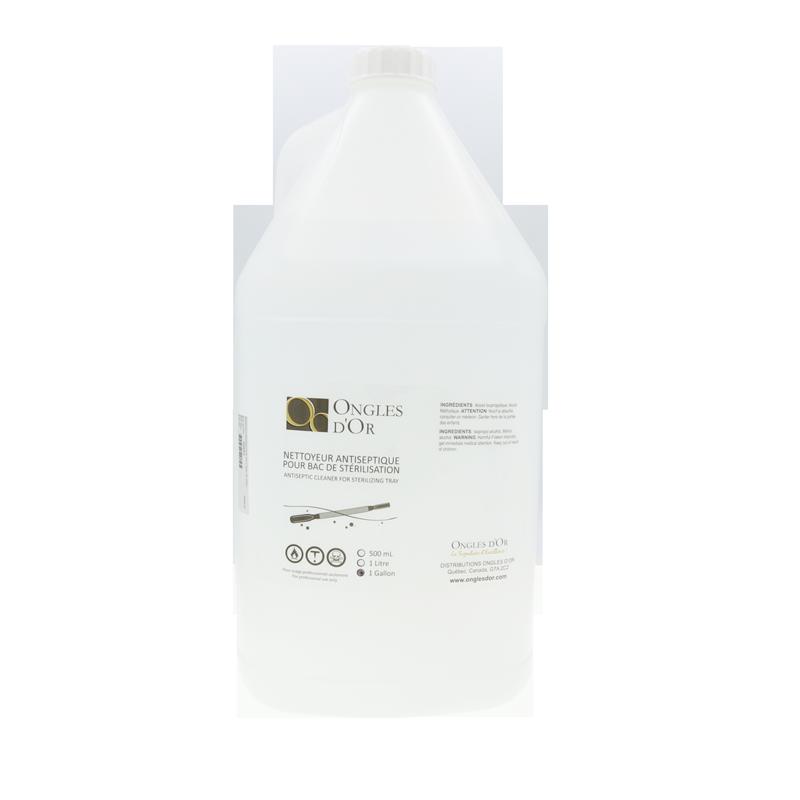 Nettoyeur Antiseptique pour Bac de Stérilisation Gallon