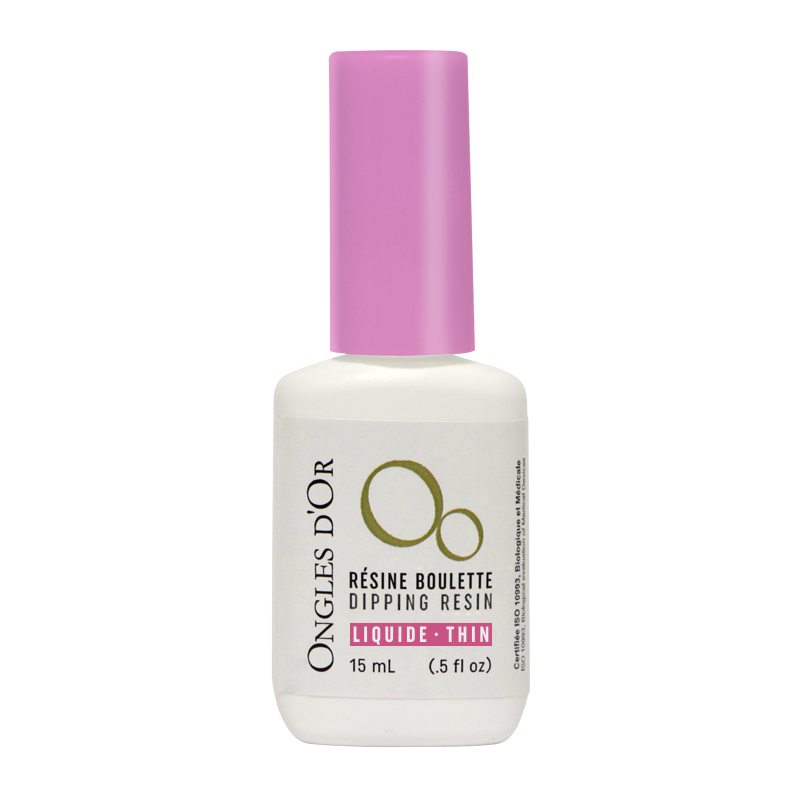 Ongles d'Or Dipping Resin - Thin 15 mL