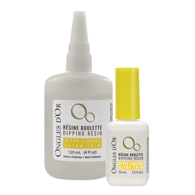 Ongles d'Or Dipping Resin - Ultra Thin