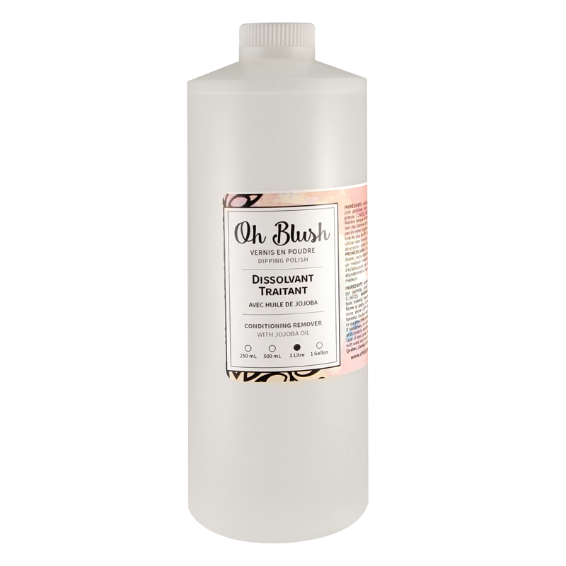 Oh Blush Dipping Polish - Conditioning Remover (1 L)