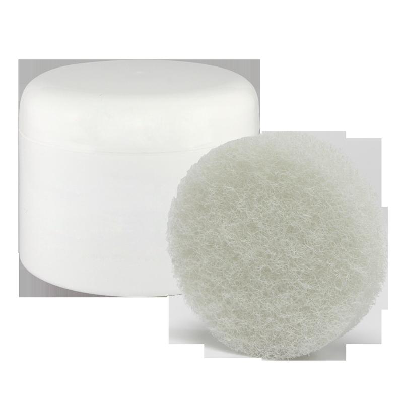 Pot Dilue-Tout en Plastique 8oz avec Couvercle + Éponge Rég.