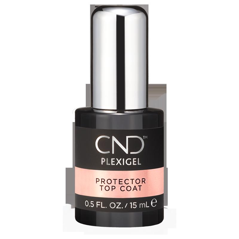 CND Plexigel Protector Top Coat 15mL (0.5oz)