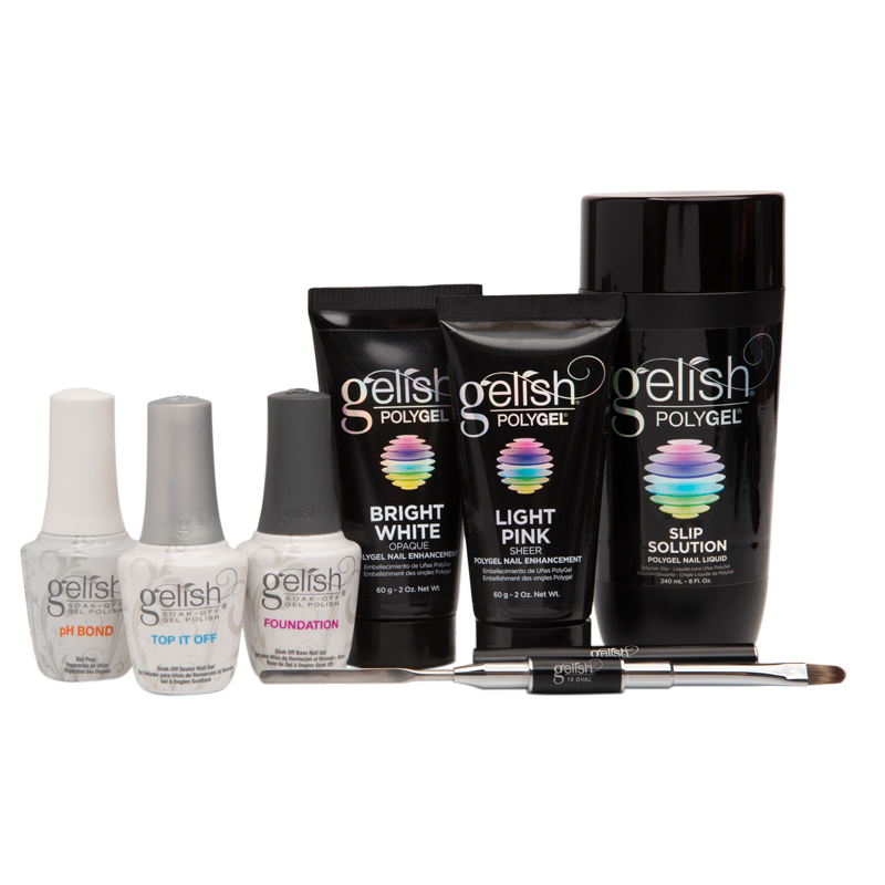 Gelish PolyGel French Kit