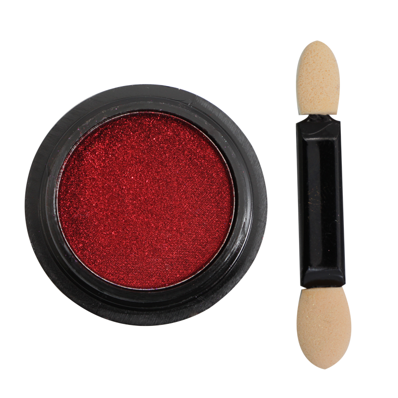 Solid Chrome Pigment - Red (MCB08)