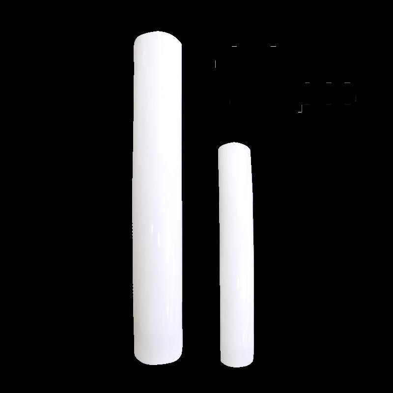 Extra Long White Straight Nail Tip 12pcs