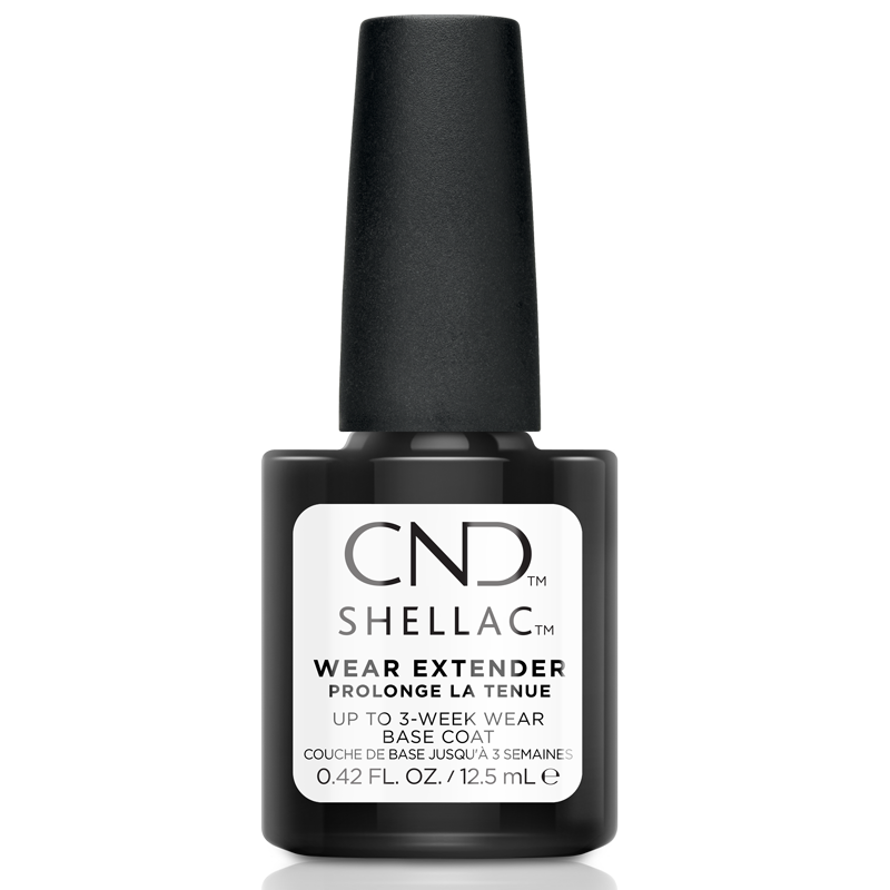 Shellac UV Polish Base Coat Wear Extender 12.5 mL