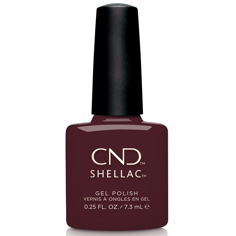 Shellac UV Polish Black Cherry 7.3 mL