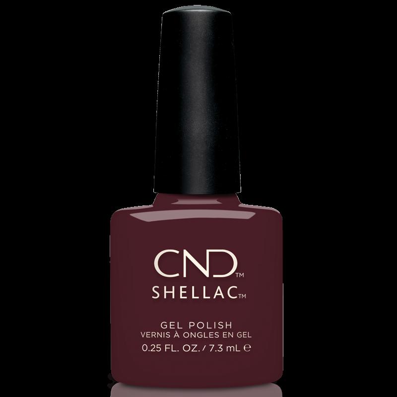 Shellac Vernis UV Black Cherry 7.3 mL