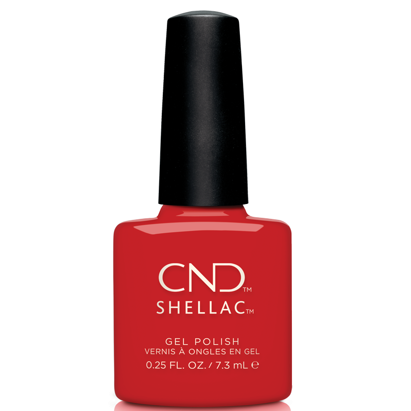 Shellac UV Polish Devil Red 7,3mL