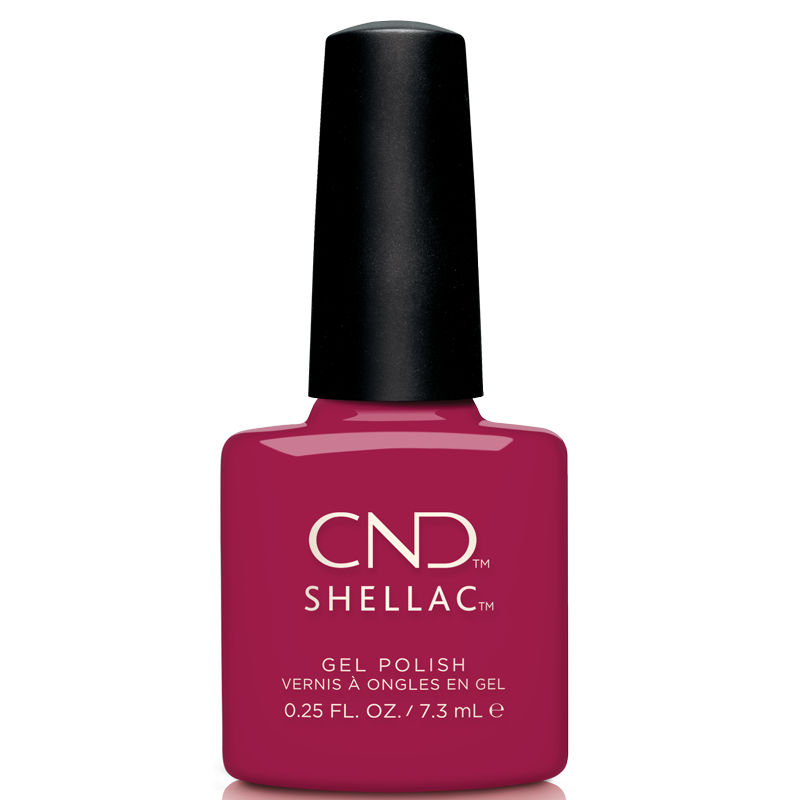 Shellac UV Polish How Merlot 7,3mL