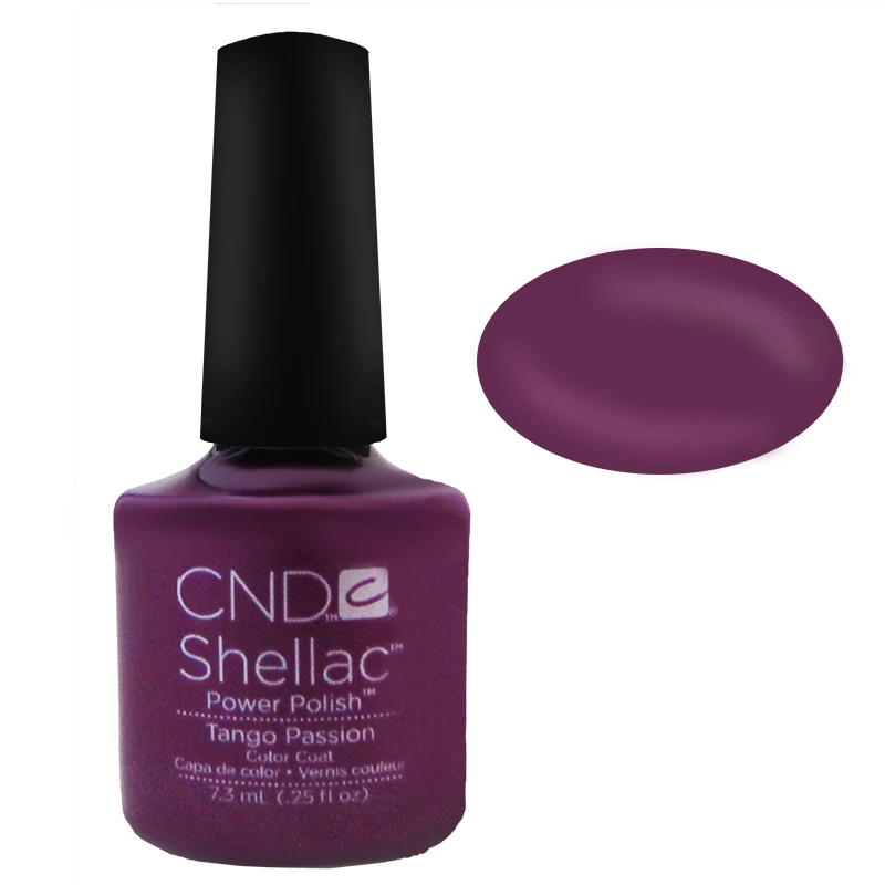 Shellac UV Polish Tango Passion  7.3 ML