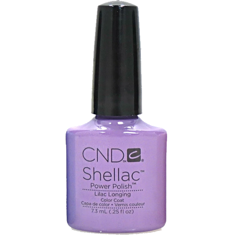 Shellac UV Polish Lilac Longing 7.3 ML
