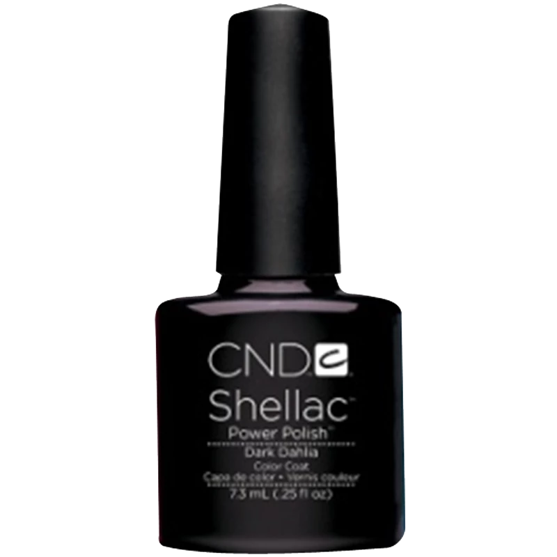 Shellac CND UV Polish Dark Dahlia 7.3 ml