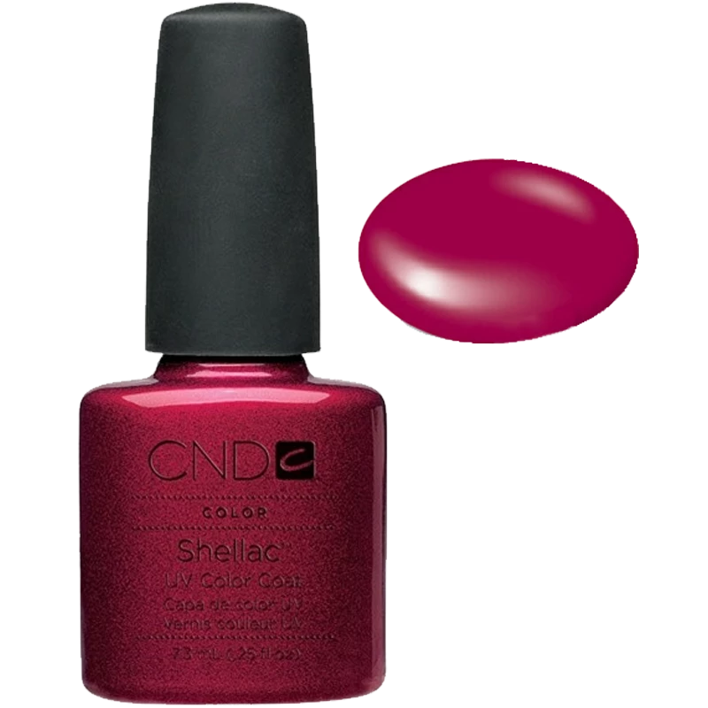 Shellac UV Polish Red Baroness 7.3 ML