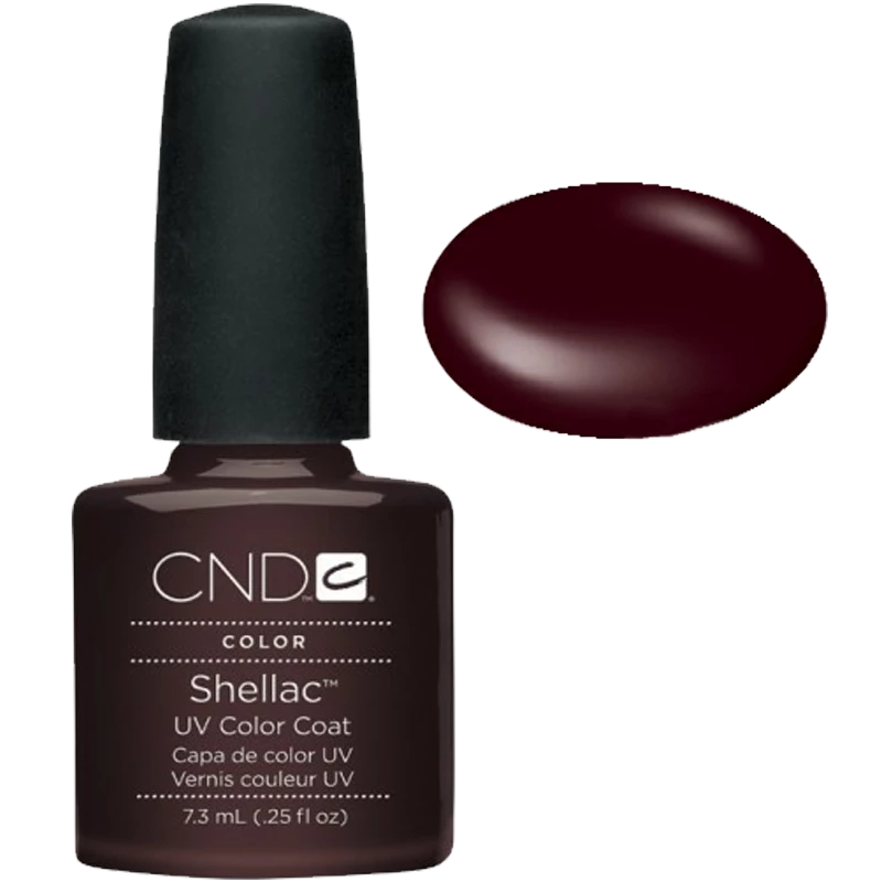 Shellac UV Polish Fedora 7.3 ML