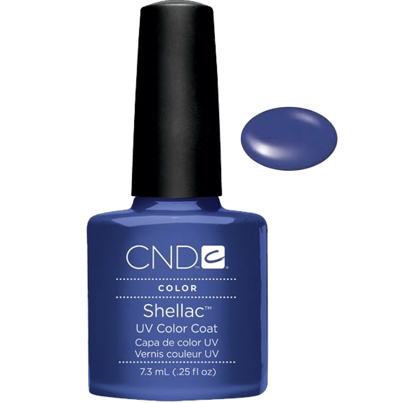 Shellac UV Polish Purple Purple 7.3 ML