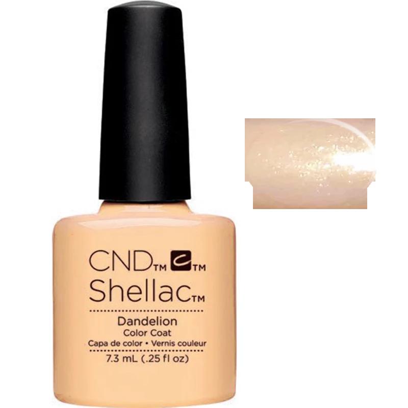 Shellac UV Polish Dandelion 7.3 ML