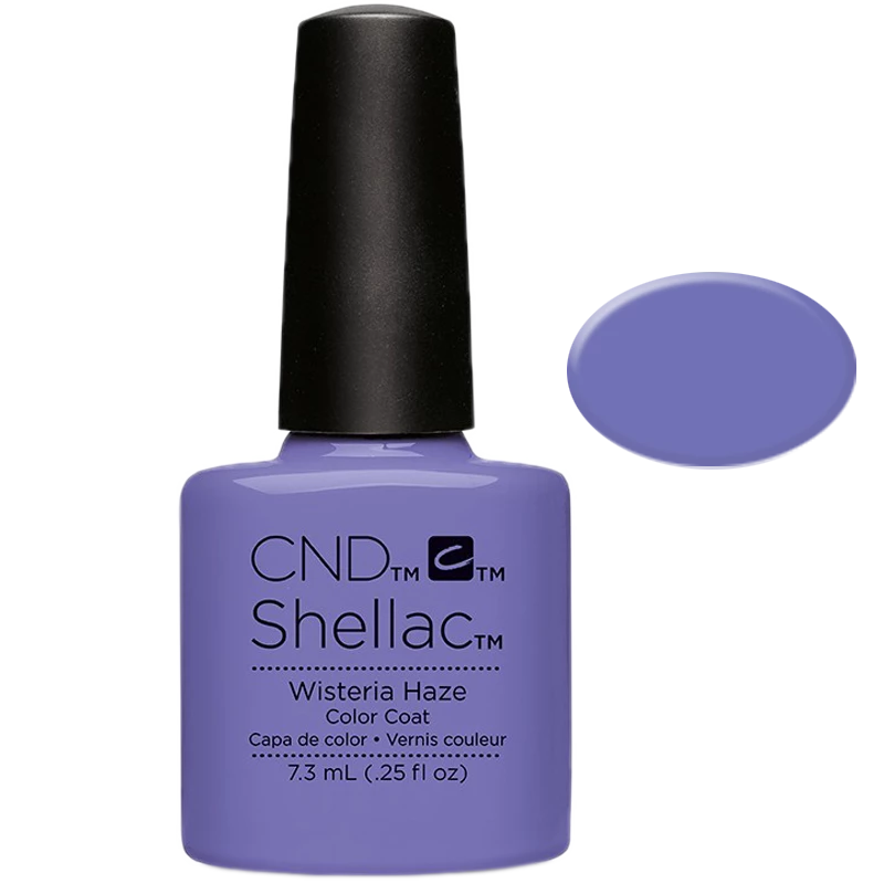 Shellac UV Polish Wisteria Haze 7.3 ML