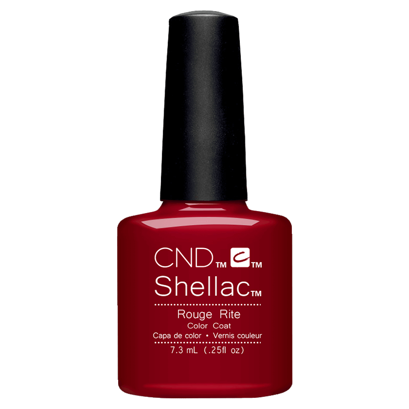 Shellac UV Polish Rouge Rite 7.3 ML (SHE90869)