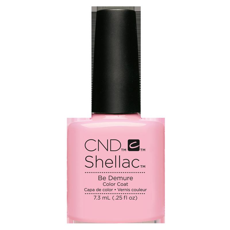 Shellac UV Polish Be Demure 7.3 ml