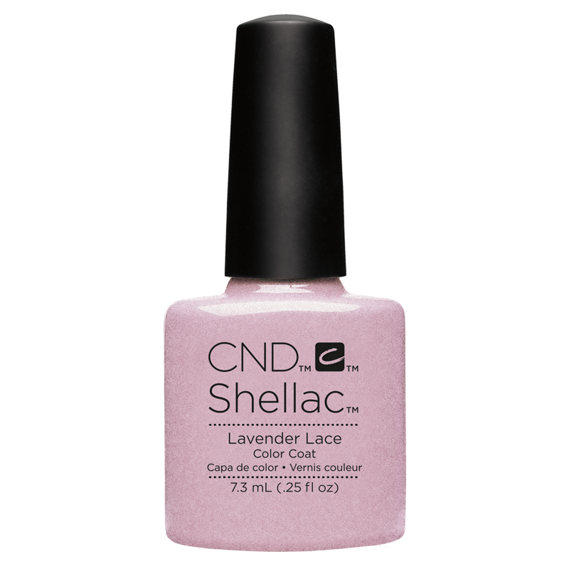 Shellac UV Polish Lavender Lace 7.3 ml