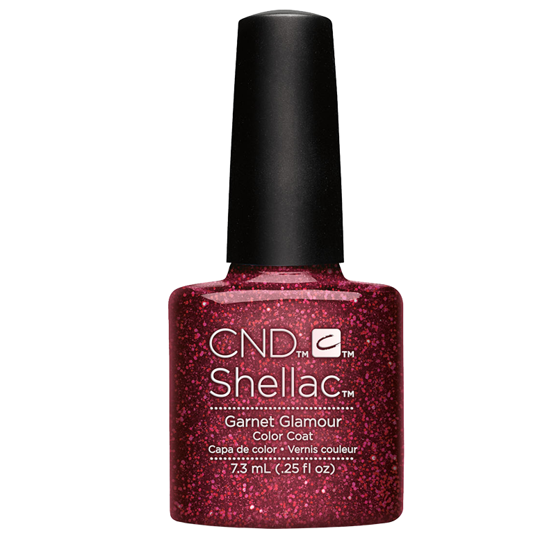 Shellac UV polish Garnet Glamour 7.3 ML (Starstruck)