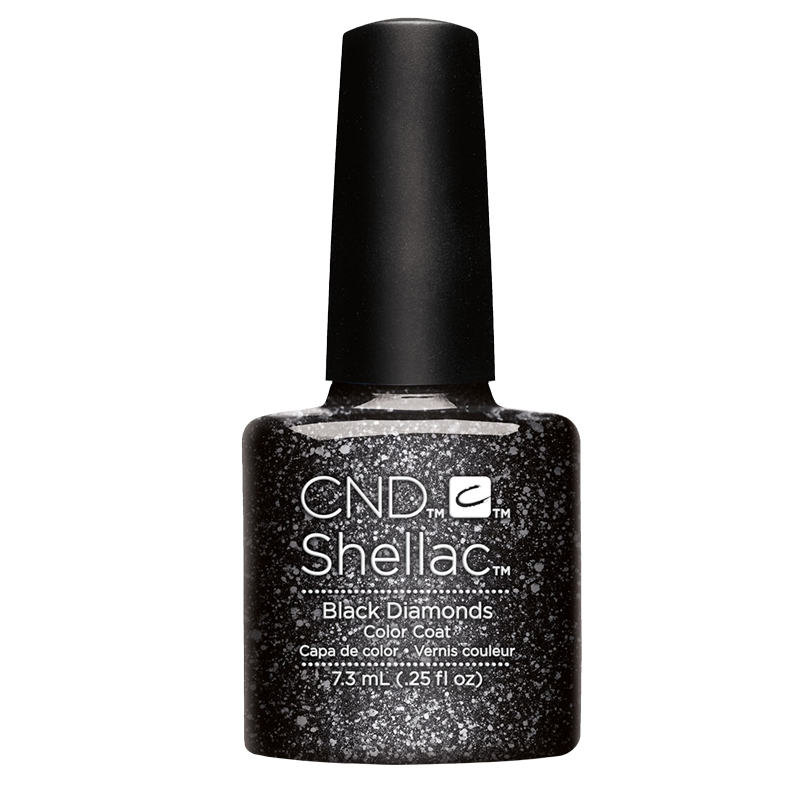 Shellac UV polish Dark Diamonds 7.3 ML (Starstruck)